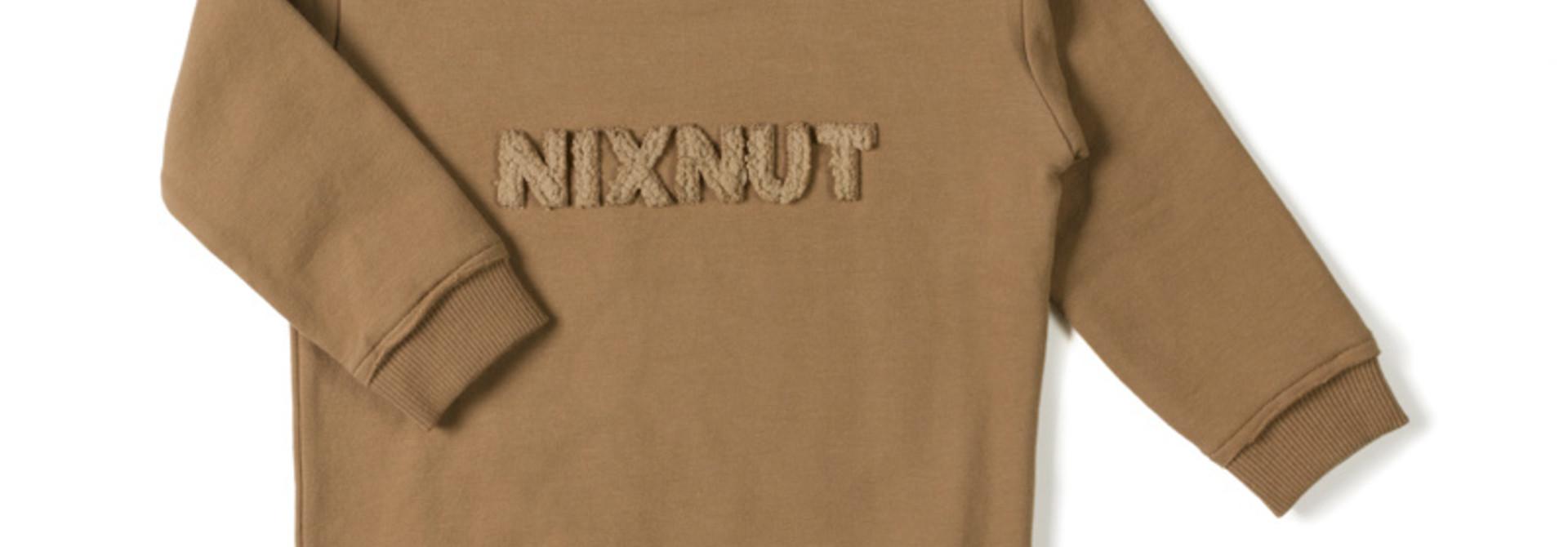 nix sweater  - toffee