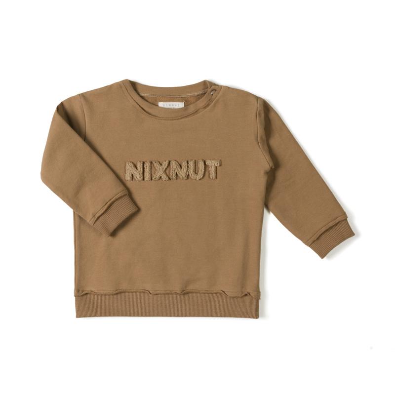 nix sweater  - toffee-1