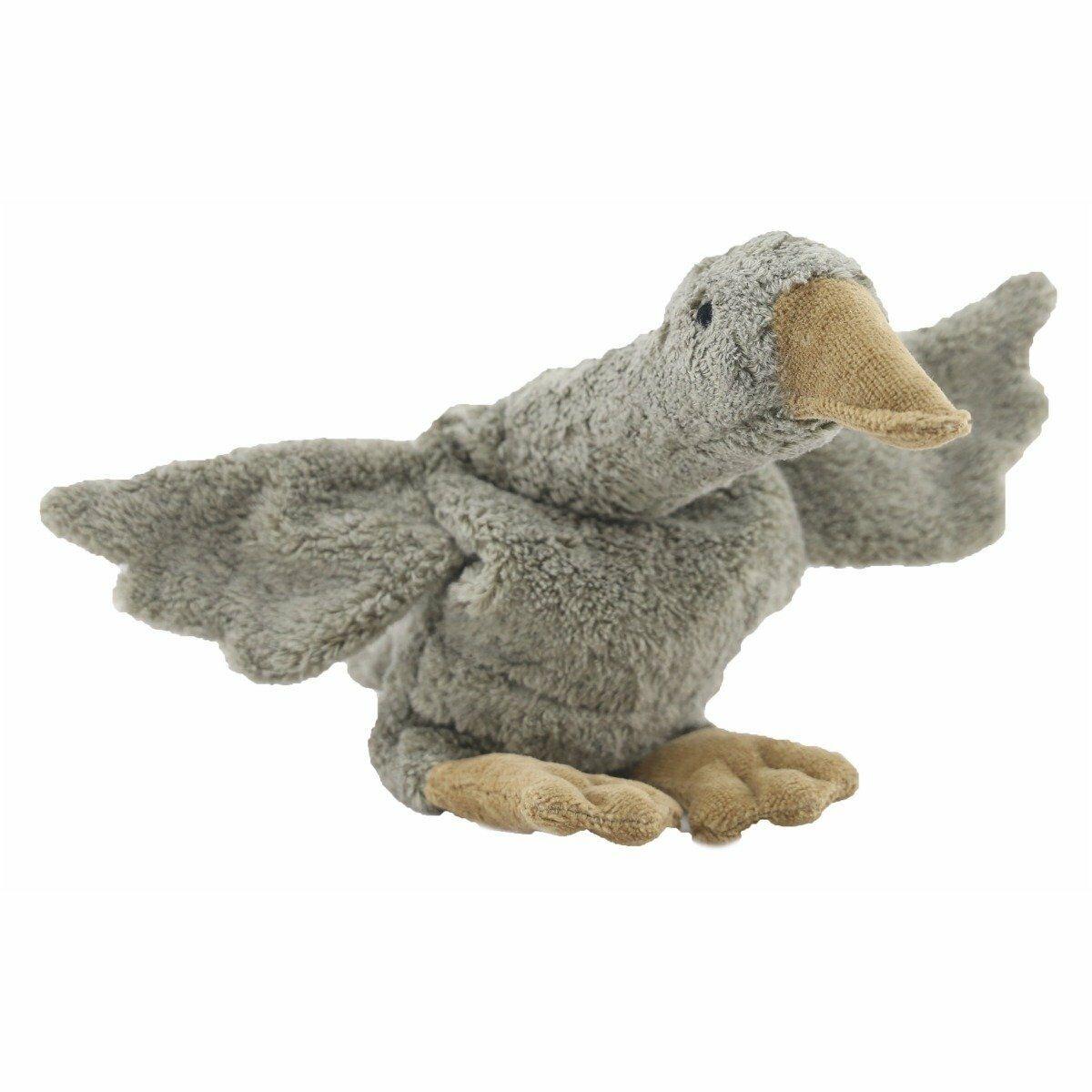 Cuddly animal Grey Goose small-1