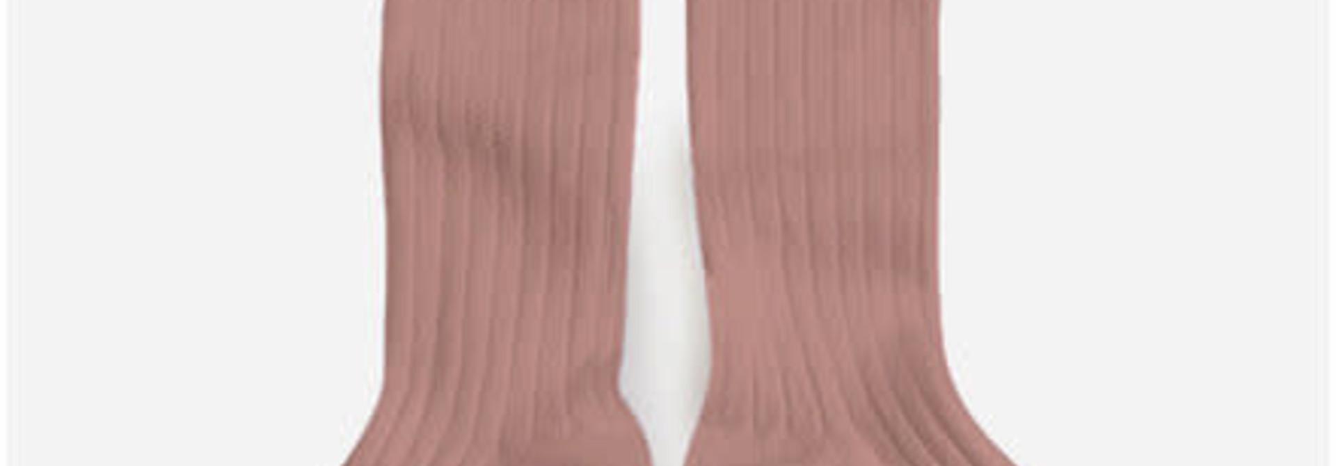 Knee Socks 'La Haute' Bois de Rose