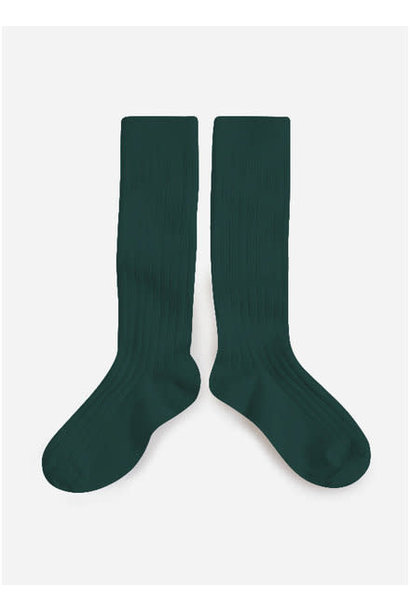 Knee Socks 'La Haute' Fond Marin