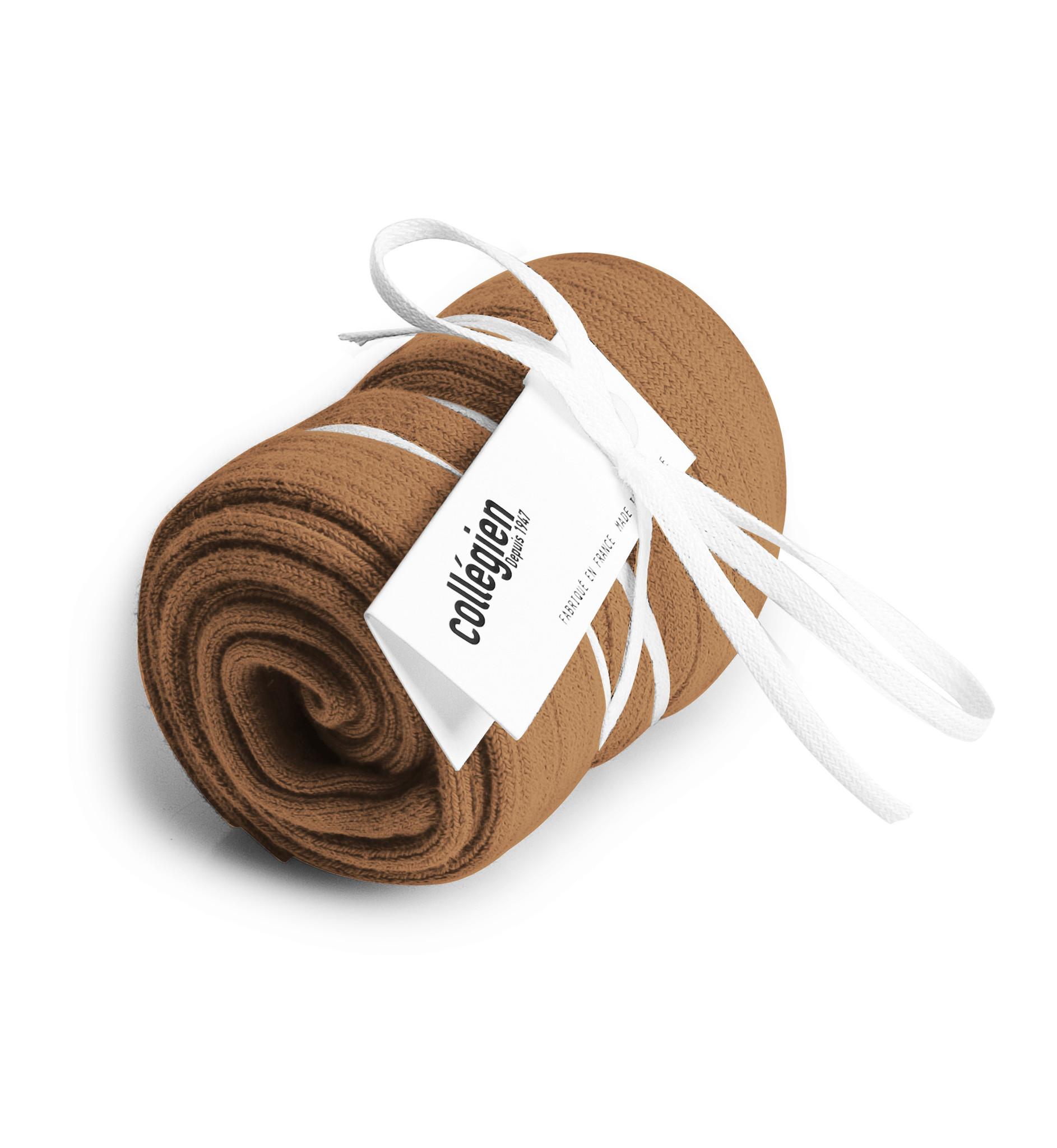 Knee Socks 'La Haute' Caramel de beurre de salé-2