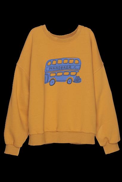 Bus Sweatshirt - corn