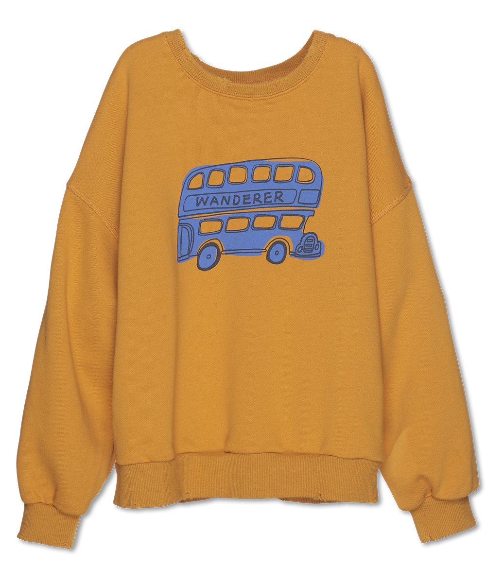 Bus Sweatshirt - corn-1