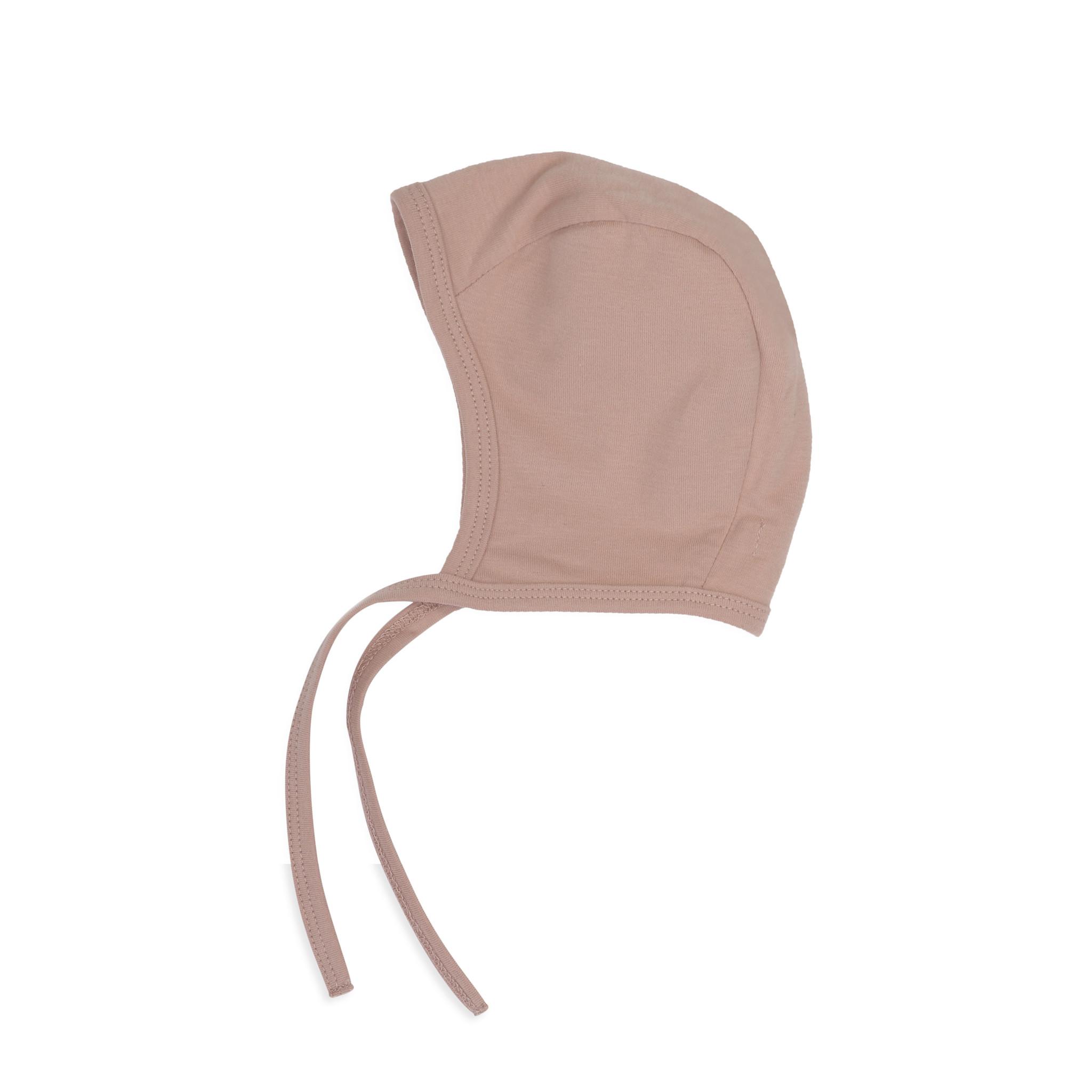 Baby bonnet - Vintage blush-1