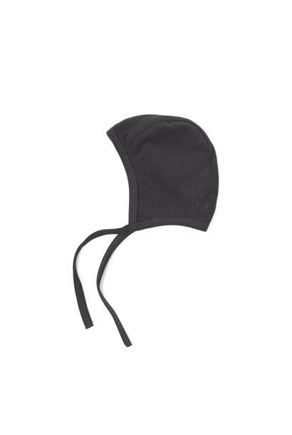 Baby bonnet - Graphite