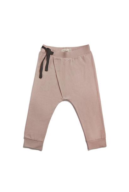 Harem pants - Vintage blush