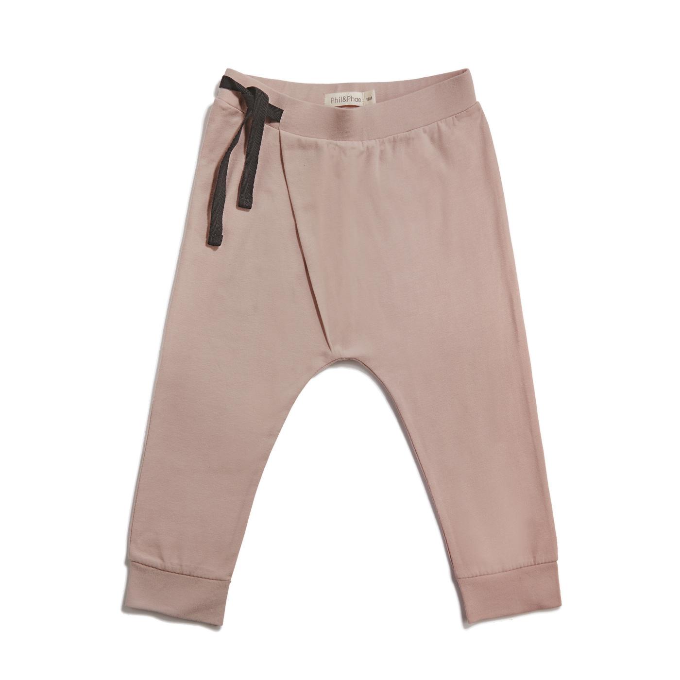 Harem pants - Vintage blush-1
