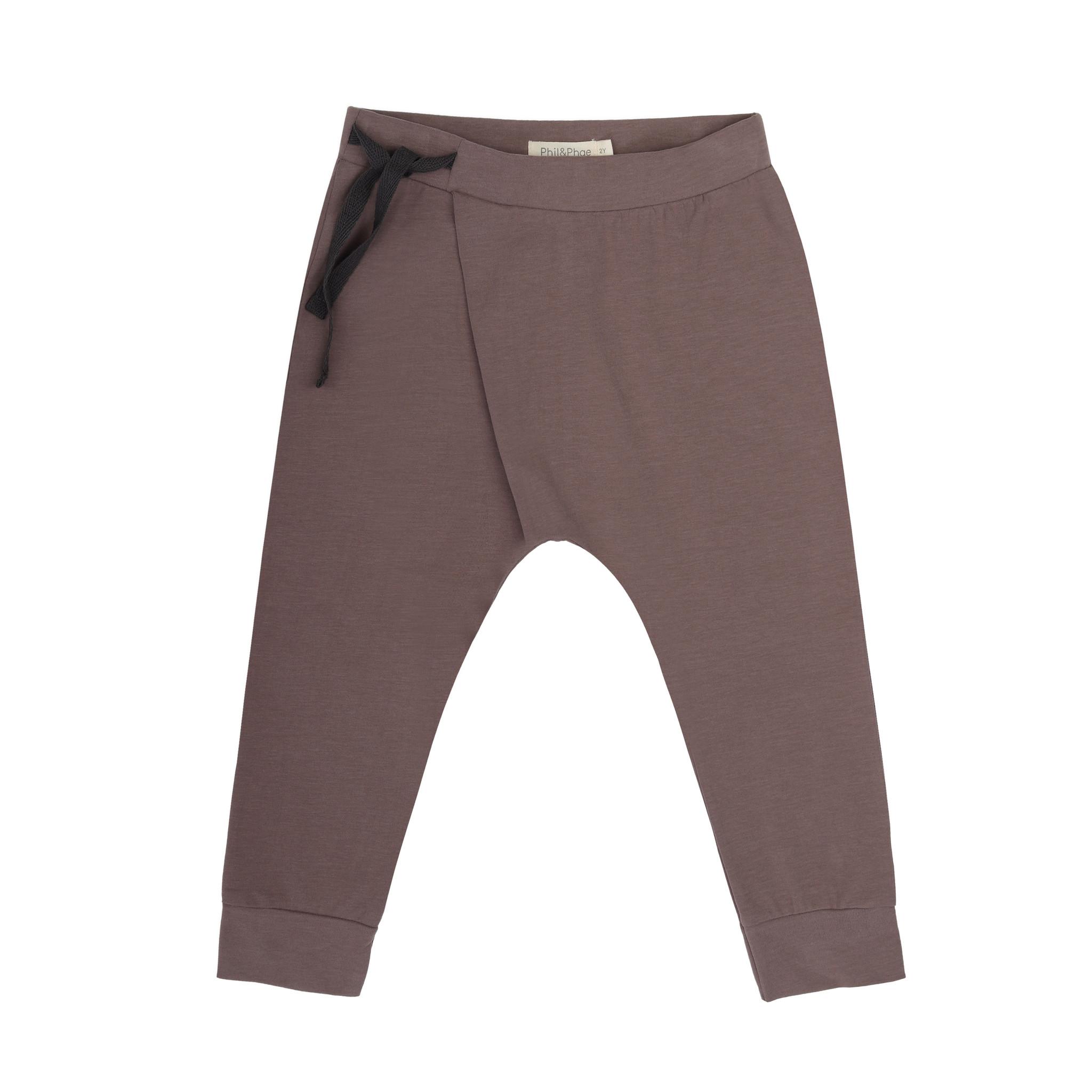 Harem pants - Heather-1