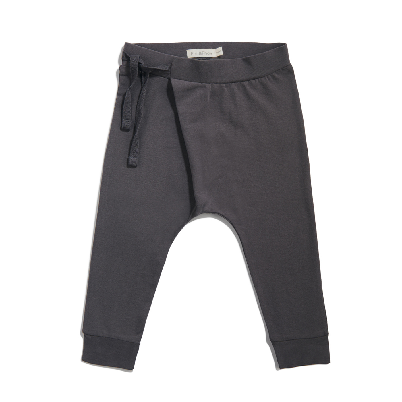Harem pants - Graphite-1