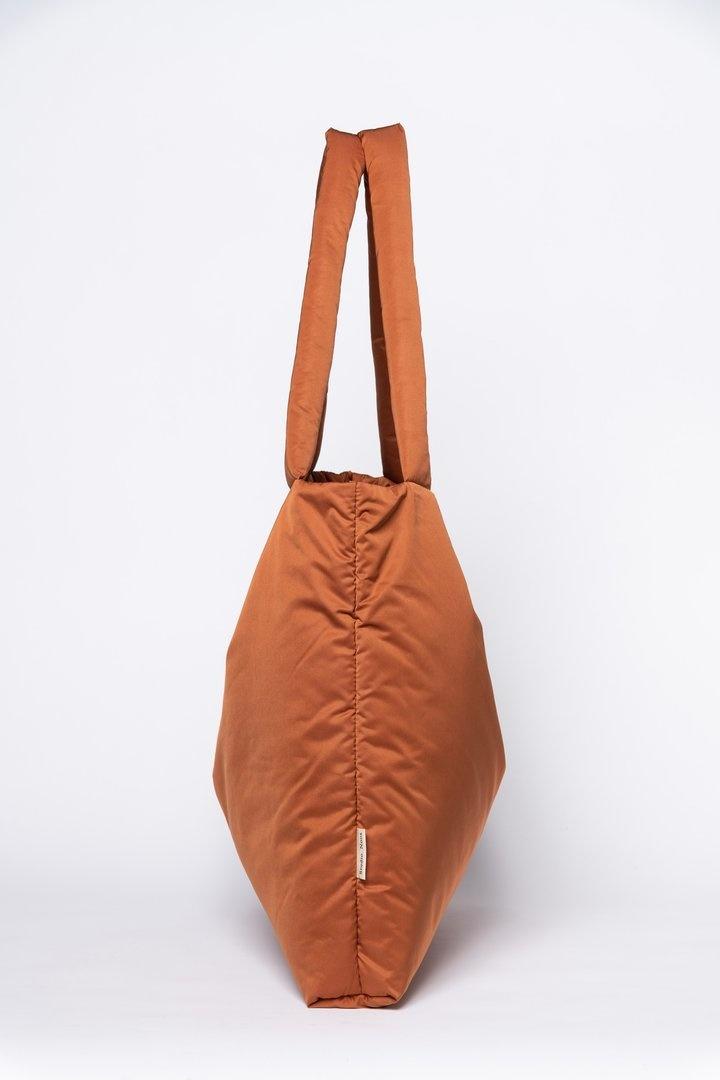 Rust puffy mom-bag-3