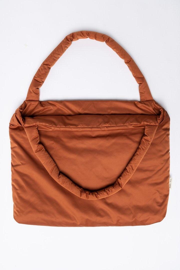 Rust puffy mom-bag-4