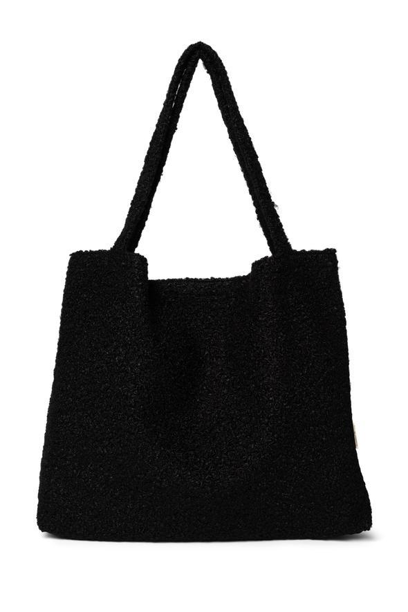 Black boucle mom-bag-1