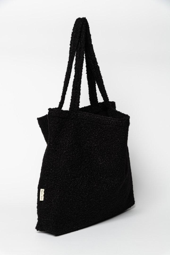 Black boucle mom-bag-3