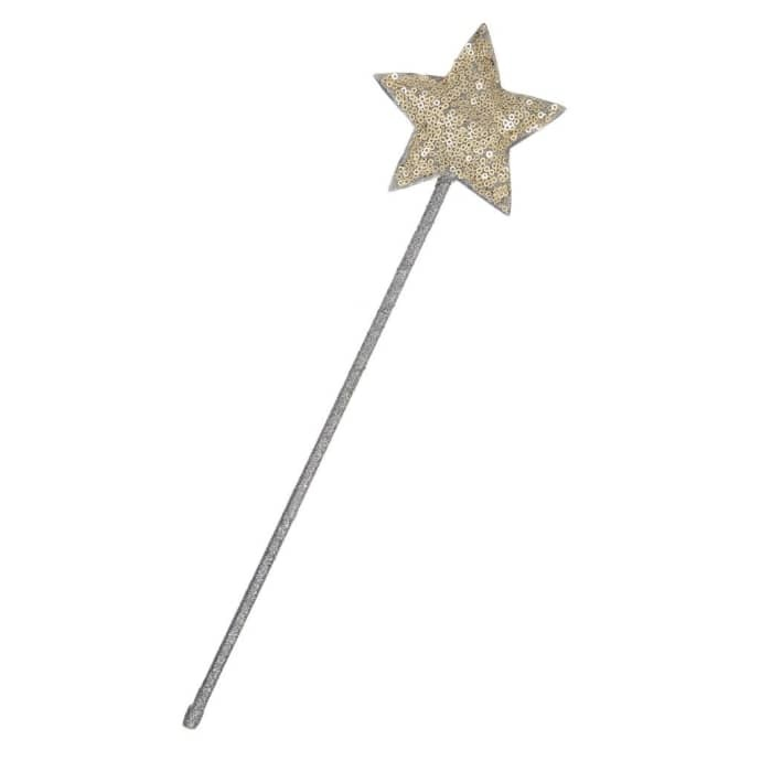 Glitter wand - gold-1
