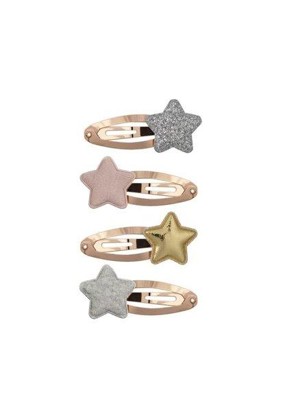 Tokyo star clic clacs - metallic
