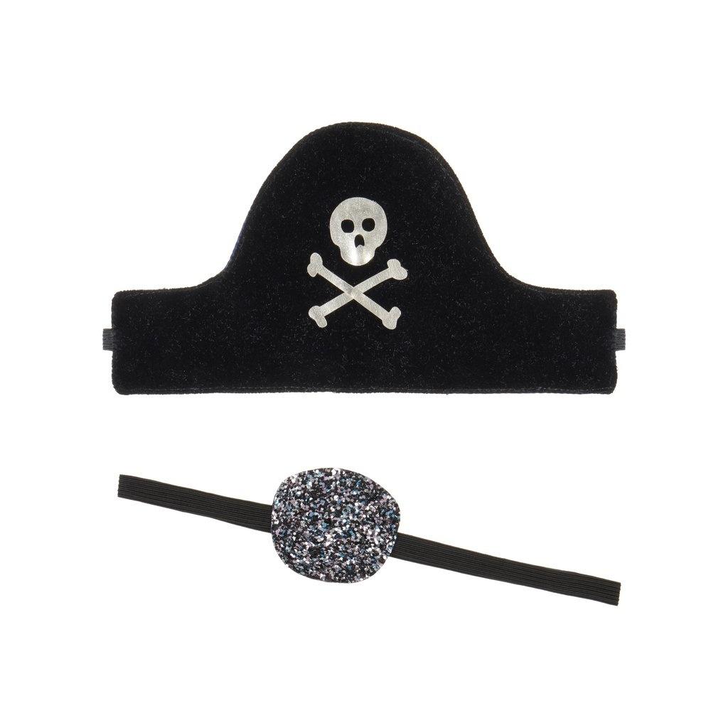 Pirate dress up set -  black-1