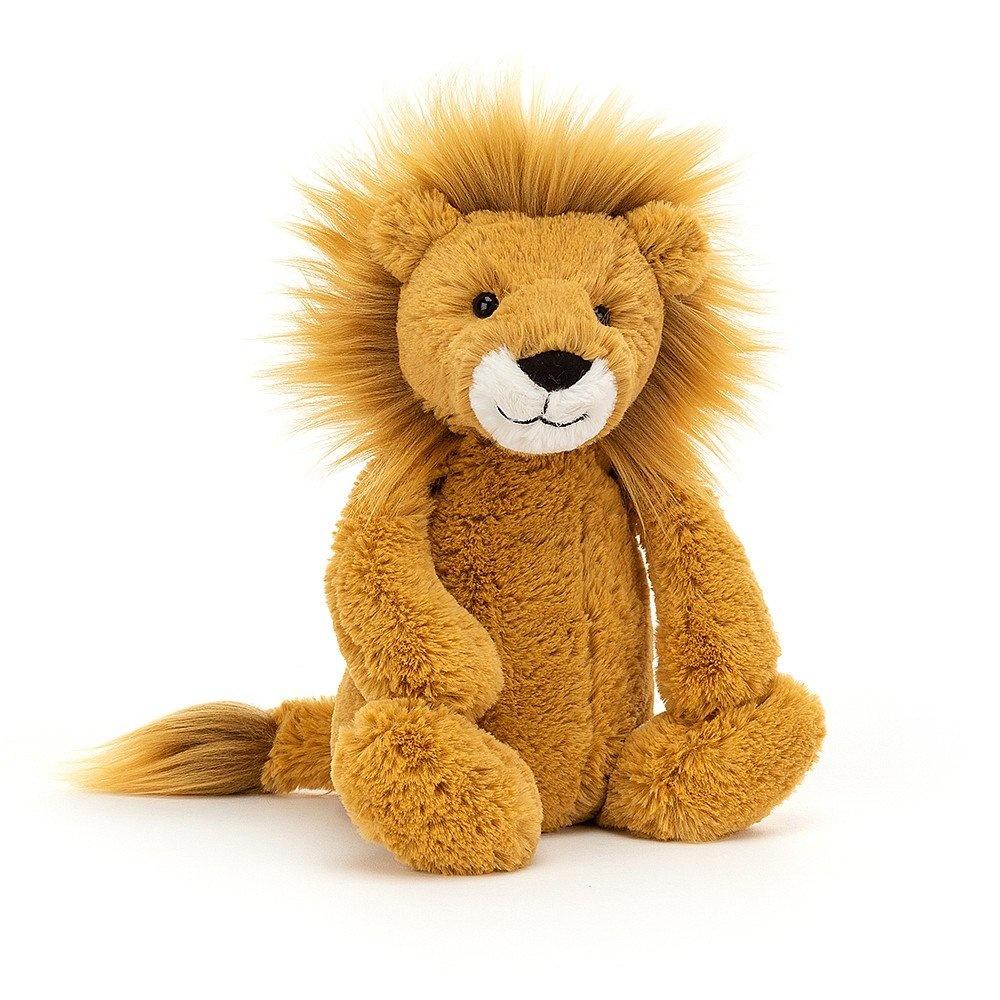 Bashful Lion Medium-1