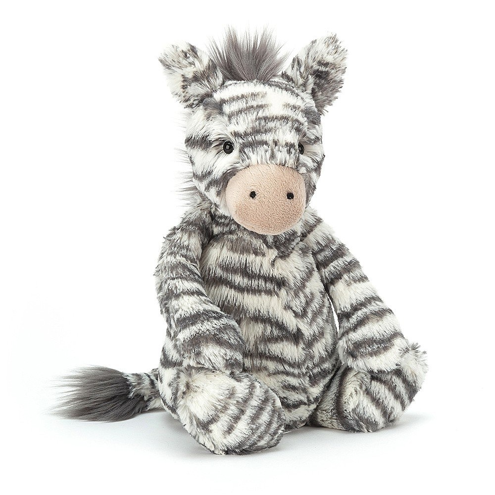 Bashful Zebra Medium-1