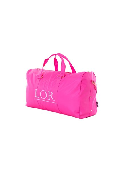 Duffel bag - LotOfRain - Roze