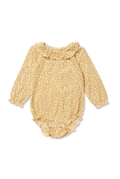 Chleo Body - Buttercup-Yellow