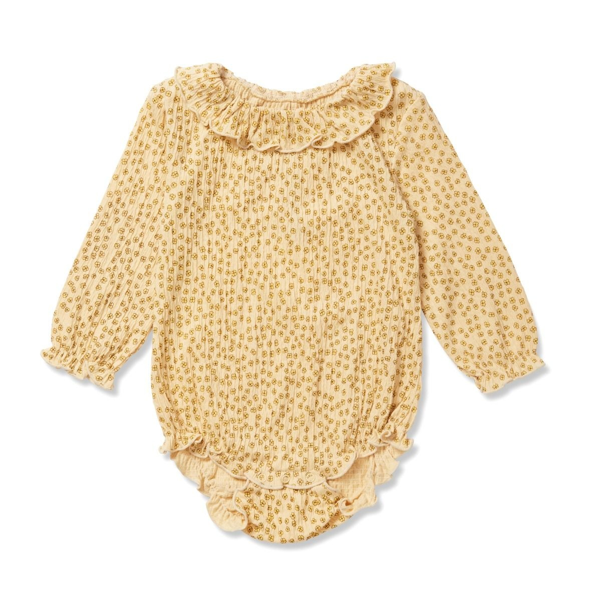 Chleo Body - Buttercup-Yellow-1
