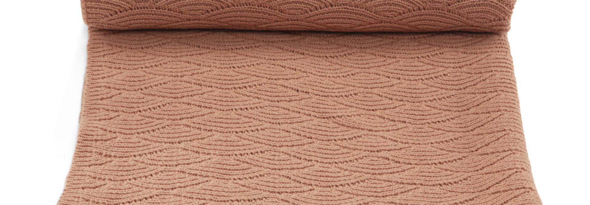 Pointelle Cotton Blanket