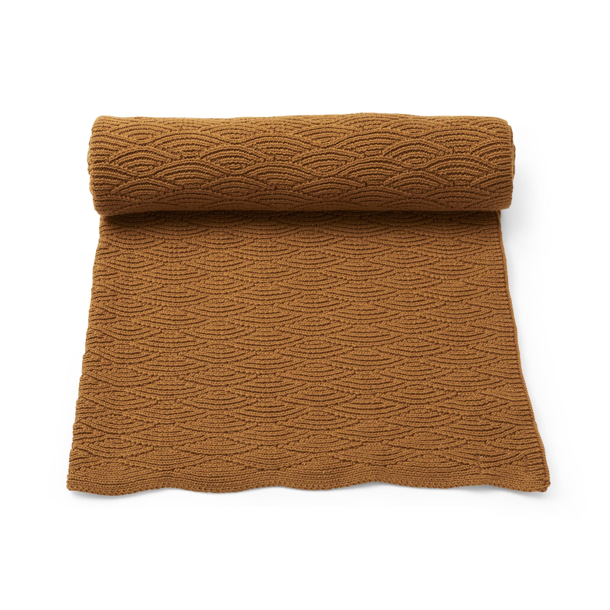 Pointelle Cotton Blanket-2