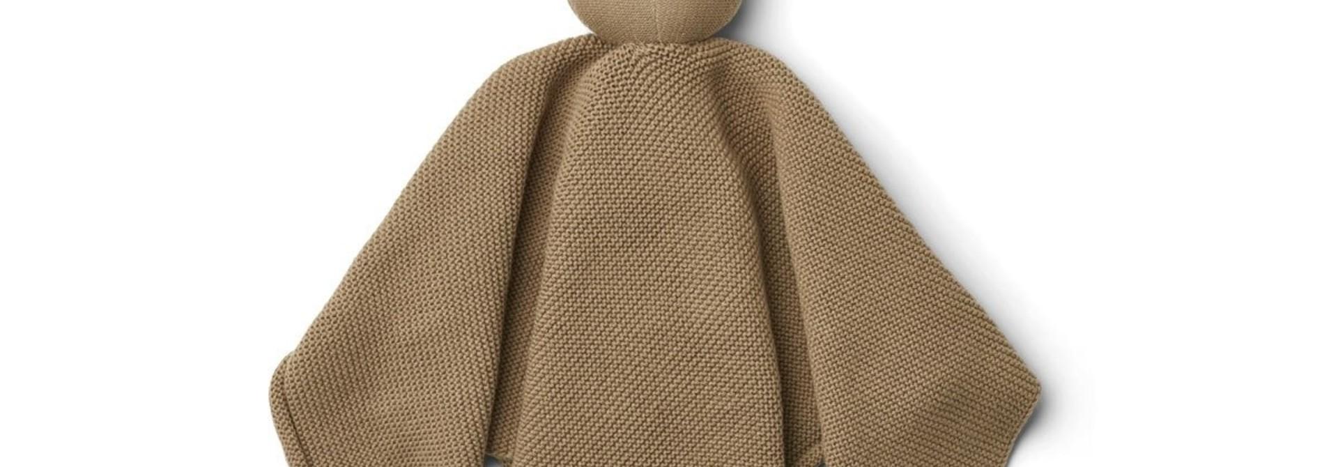 Milo knit cuddle cloth