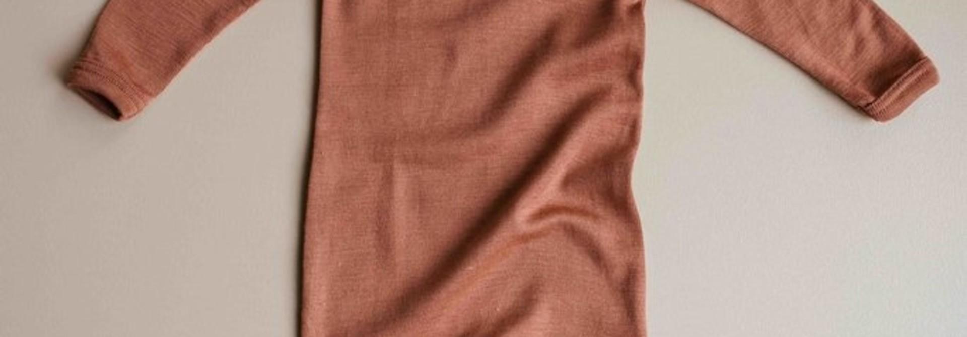 Jumpsuit - Sienna clay