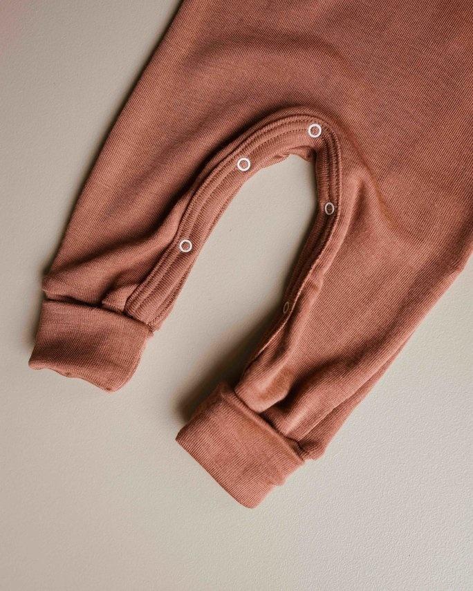 Jumpsuit - Sienna clay-2