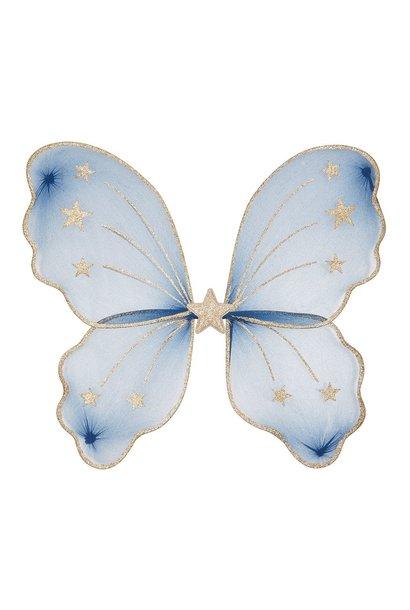 Starry Night Wings Blue
