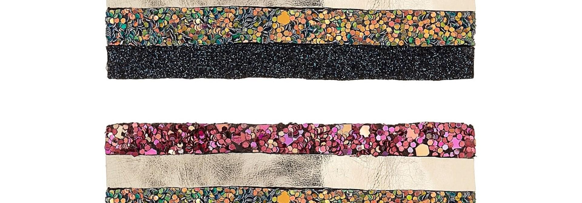 Rainbow Stripe Giant Clic Clac