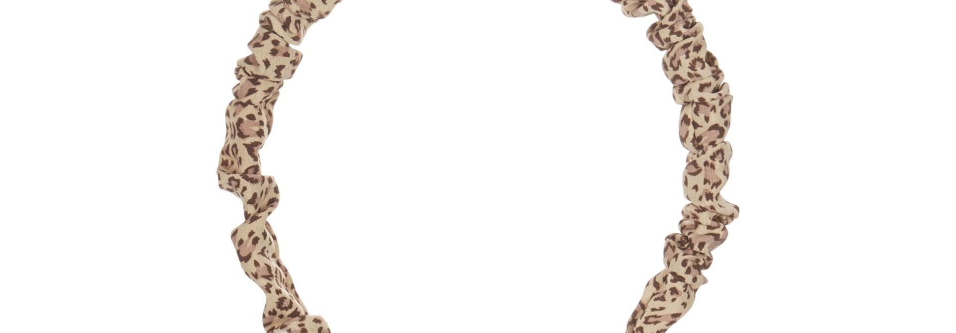Leopard Scrunchie Alice