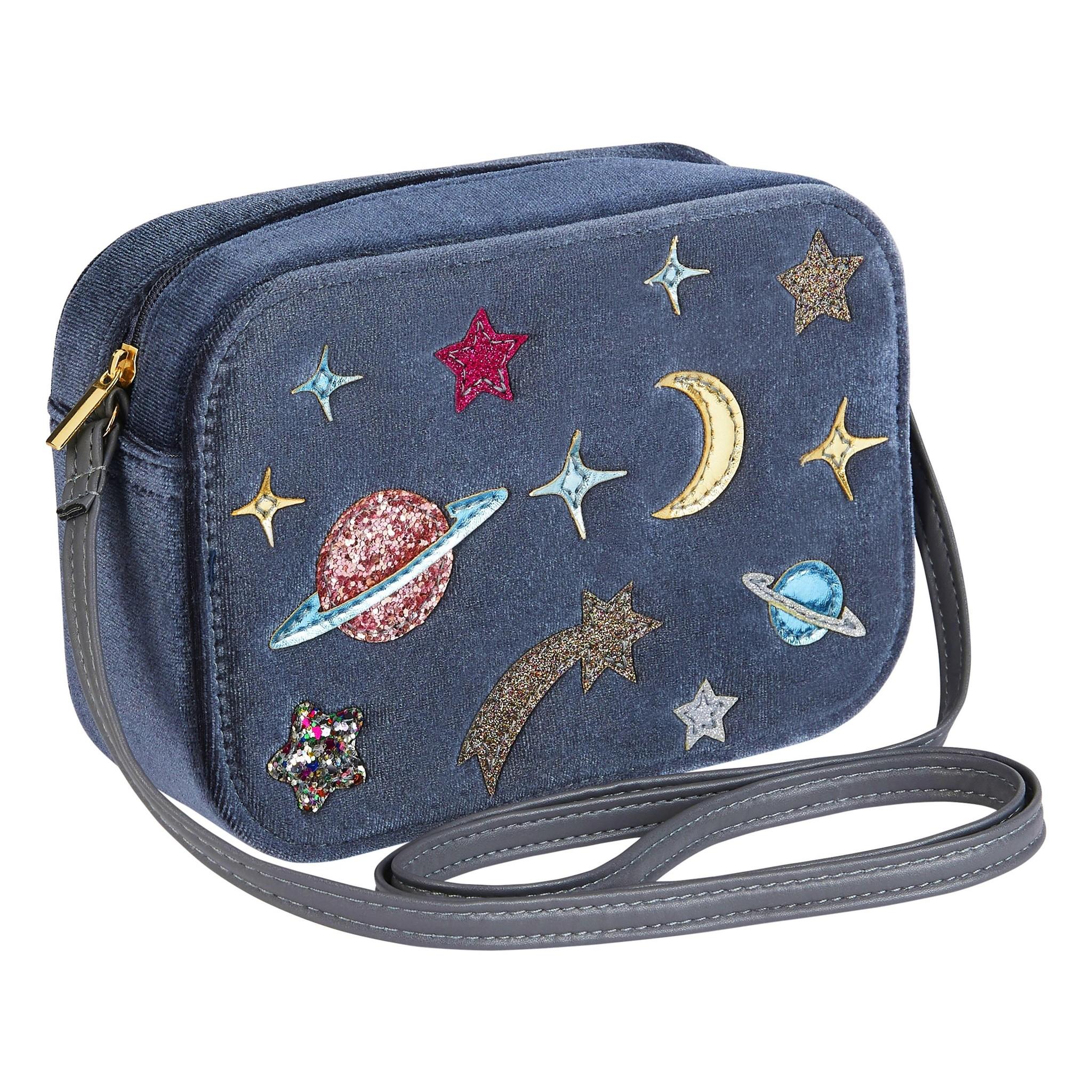 Intergalactic Velvet Bag-1
