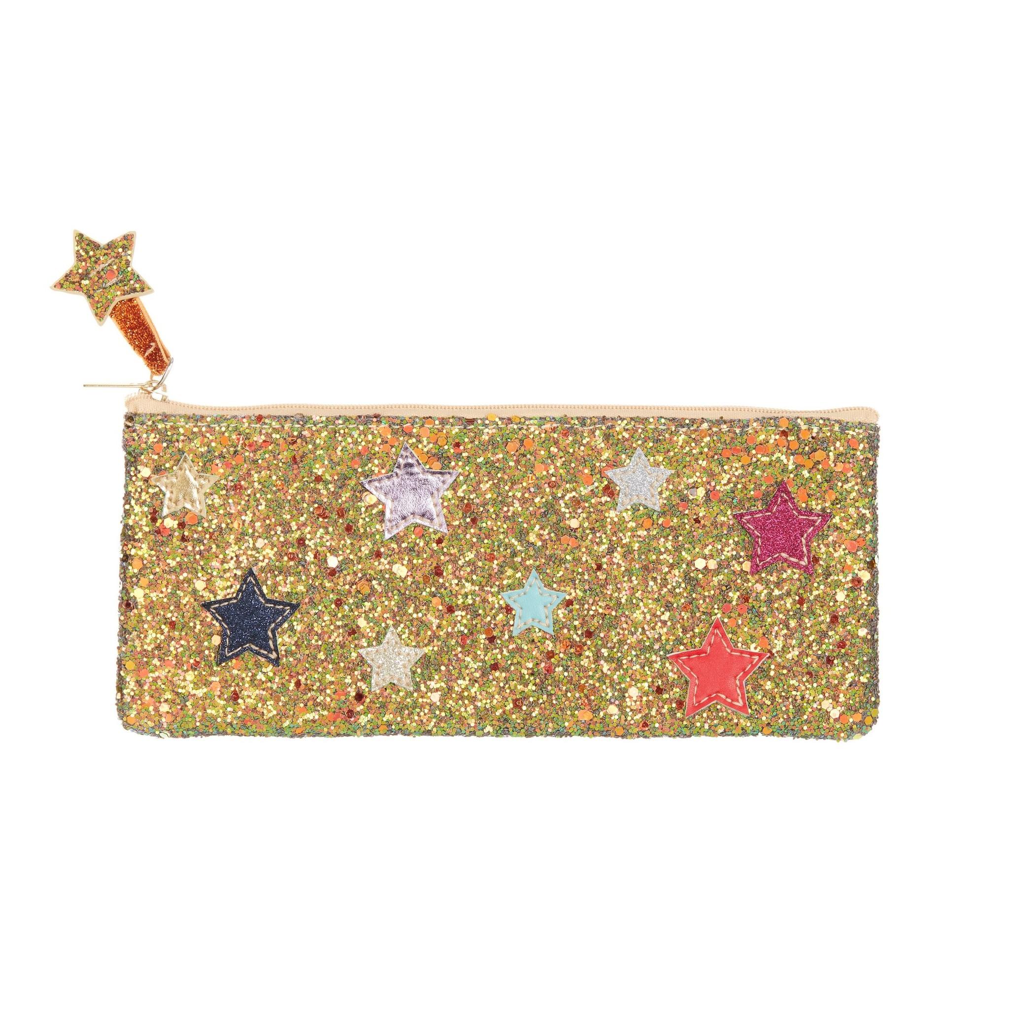 Galaxy Glitter Pencil Case-1
