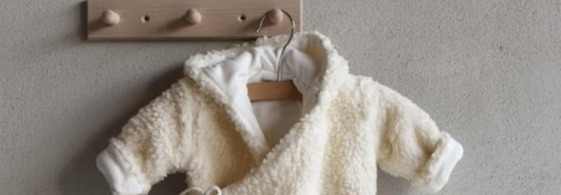 Jacket teddy