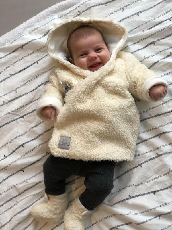 Jacket teddy-3