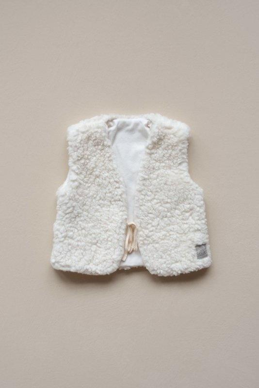 Bodywarmer teddy-1