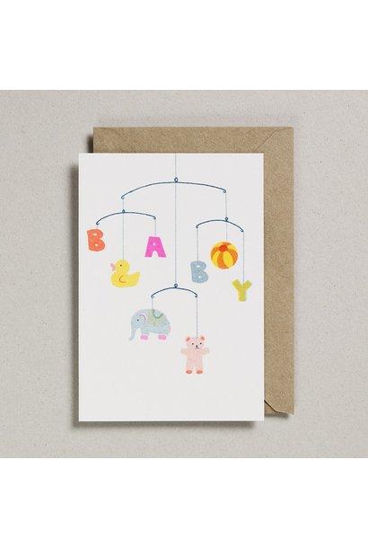 Riso baby kaart