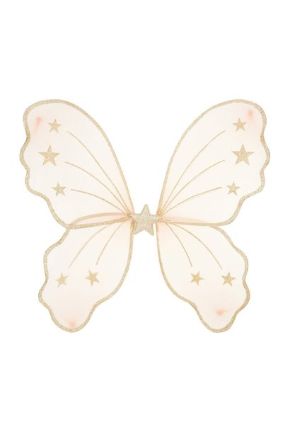 Starry night wings Pink