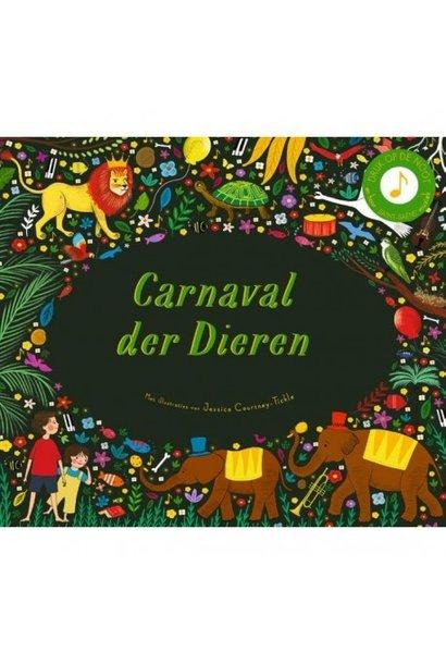 Carnaval der dieren. Muziekboek 4+