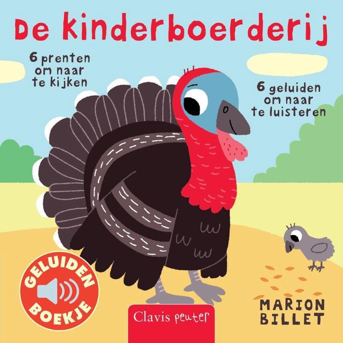 Geluidenboekje: De kinderboerderij-1