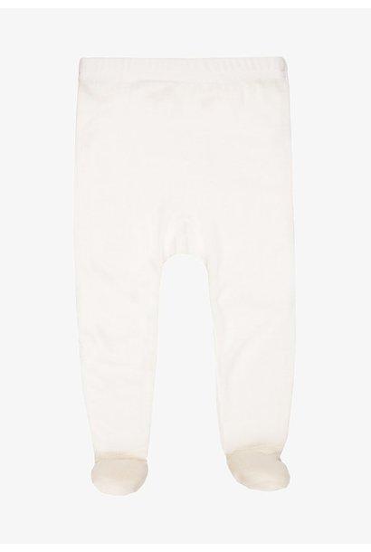 Baby broekje met voet - merino wol
