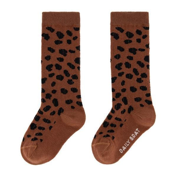 Mini socks  brownie-1