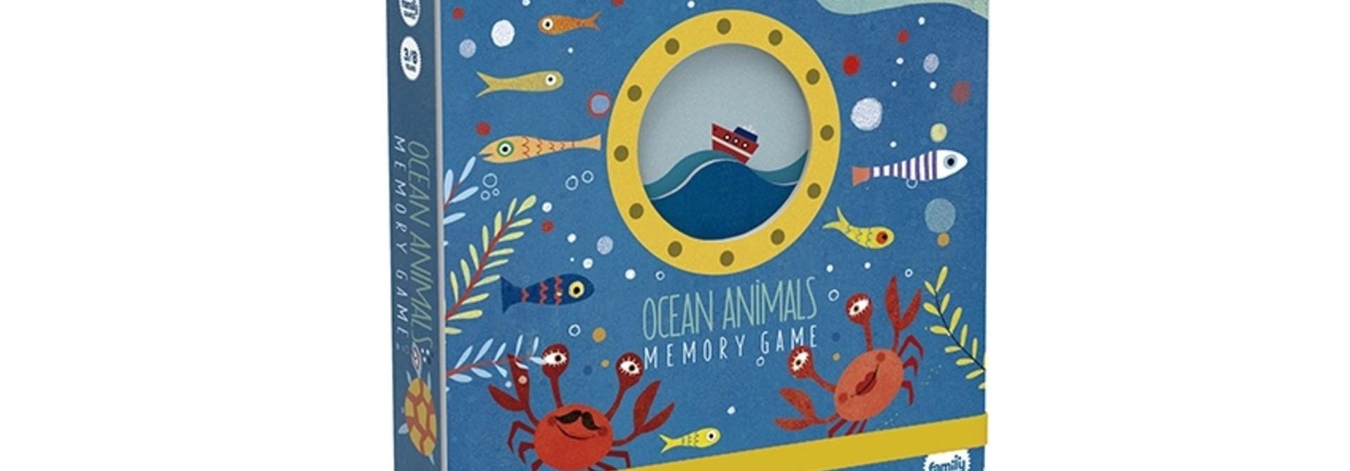 Memory Ocean Animals
