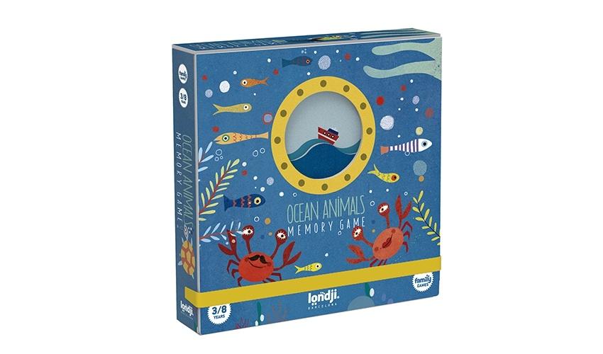 Memory Ocean Animals-1