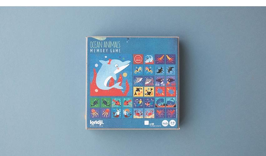 Memory Ocean Animals-4