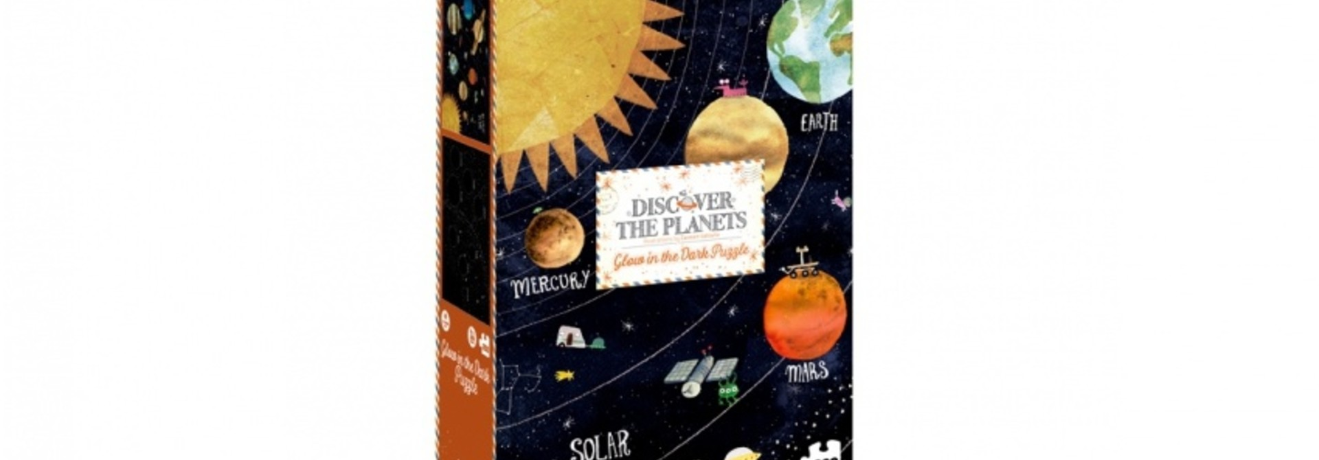Puzzel Discover the Planets