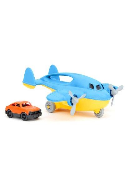 Cargo Plane Blue